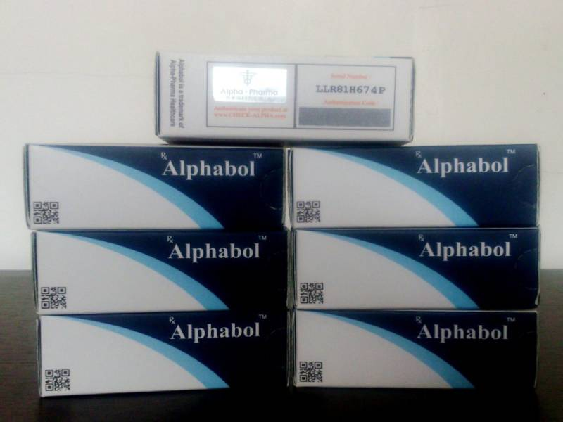 Alphabol Methandienone 10mg