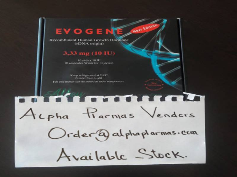 buy Evogene 3.3 mg 10 IU